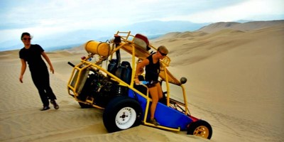 2 DAYS TOUR FROM LIMA - NIGHT IN HUACACHINA