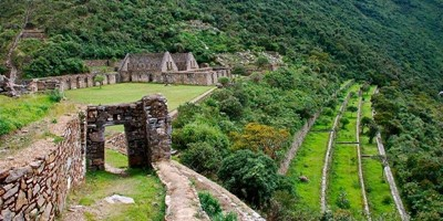 CHOQUEQUIRAO TREK 4 DAYS /3 NIGHTS