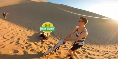 SANDBOARDING AND BUGGY TOUR