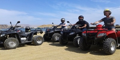 QUAD BIKE ATV IN PARACAS